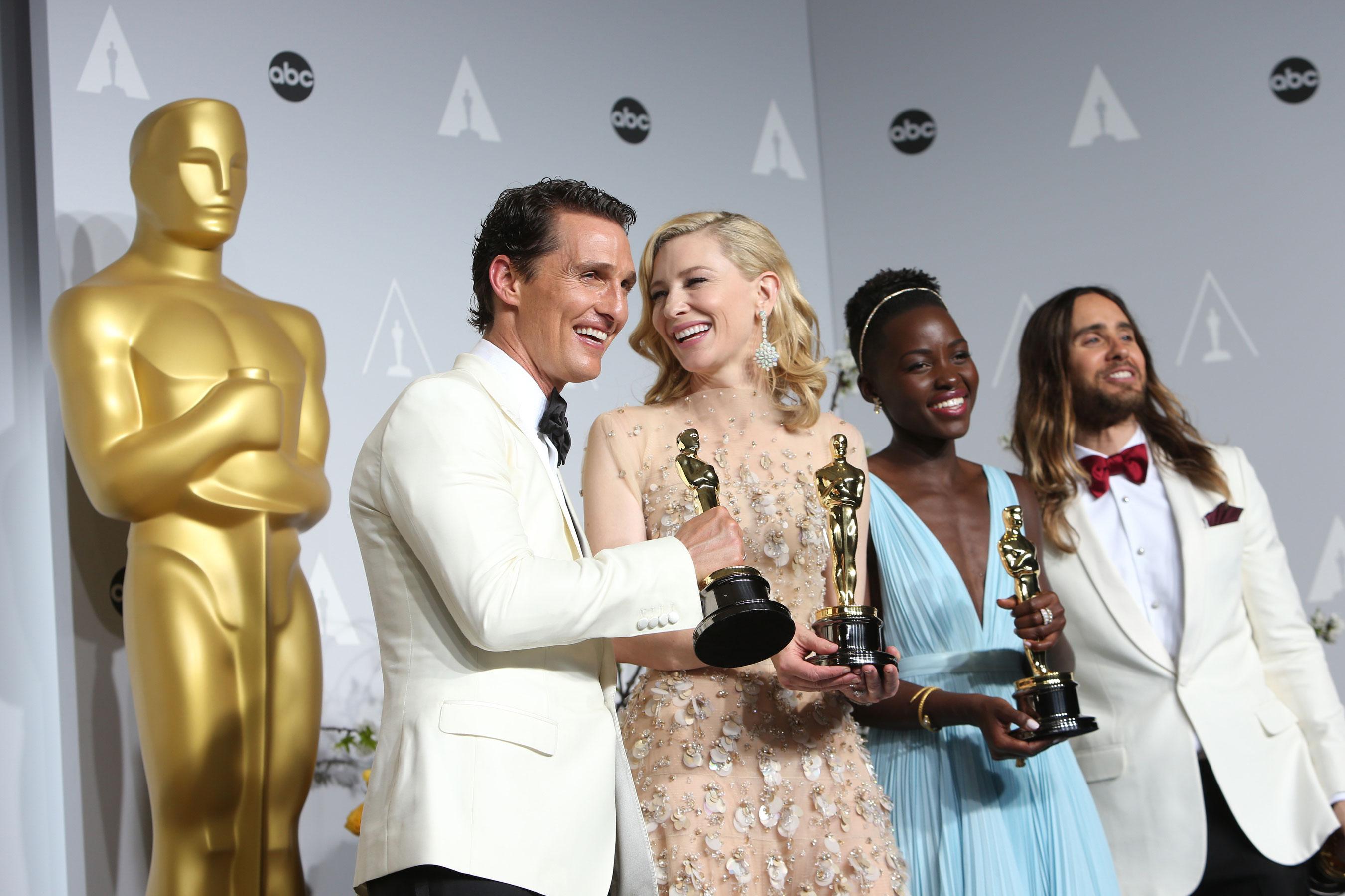 Oscar Verleihung